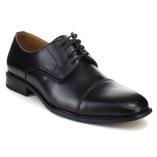 Miko Lotti EA56 Men's Classic European Lace-up Dress Oxford Shoes