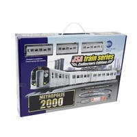 2000 MTA New York City Subway Battery Operated Train Set