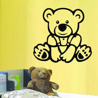 A little Bear Wall Art Sticker Decal