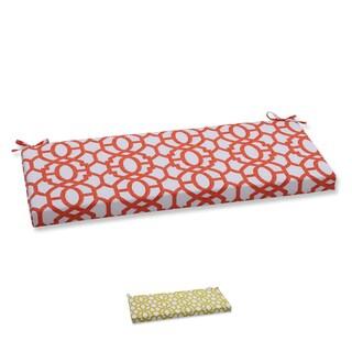 Pillow Perfect Outdoor/ Indoor Nunu Geo Bench Cushion
