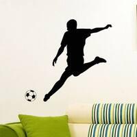 Soccer Ball Game Wall Art Sticker Decal