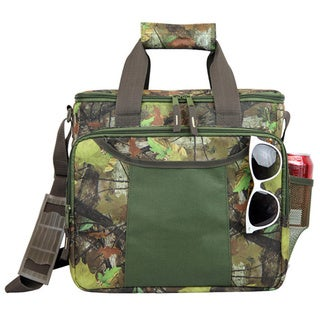 24-can Camo Picnic Cooler