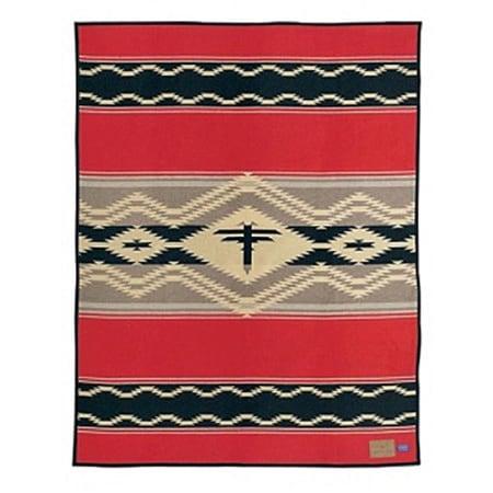 Southwestern Throw Blanket Stunning Shop Pendleton Southwestern Water Indian Wool Blanket Free