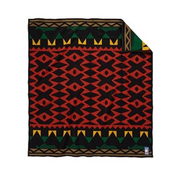 Pendleton Buell V1 Tribute Series Indian Wool Throw