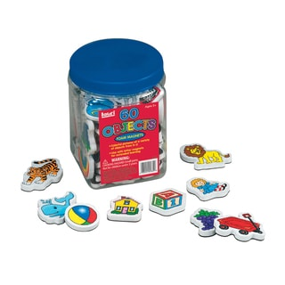 LAURI Magnetic Objects 60-piece