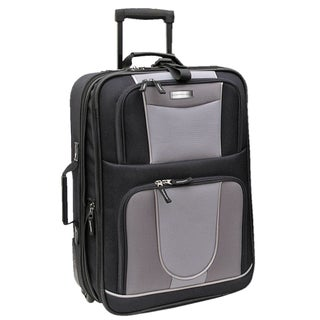Geoffrey Beene 21-inch Carry-on Upright Suitcase