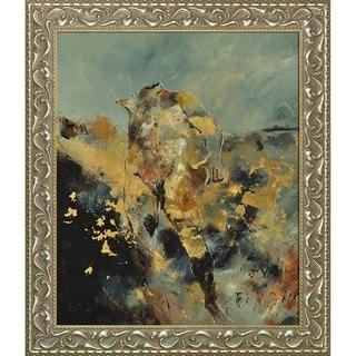 Pol Ledent 'Abstract 8821015' Framed Fine Art Print
