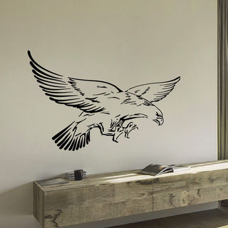 Bird Flight Vinyl Wall Art Decal Sticker