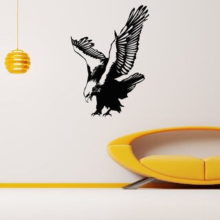Falcon Bird Vinyl Wall Art Decal Sticker