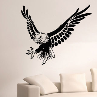 Wild Bird Vinyl Wall Art Decal Sticker