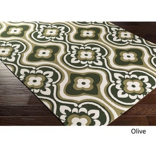 Table-Tufted Tian Polyester Rug (3' x 5')