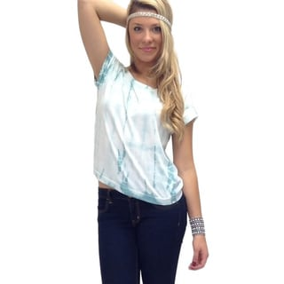 Relished Women's Leisurely Blues Top