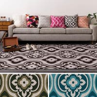 Table-Tufted Tian Polyester Rug - 8' x 11'