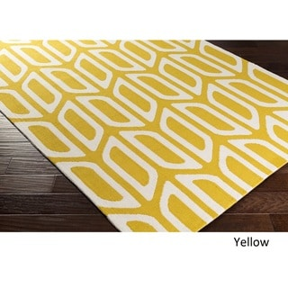 Table-Tufted View Polyester Rug (8' x 11')