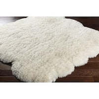 Meticulously Woven Minh Polyester Rug - 5' x 5'