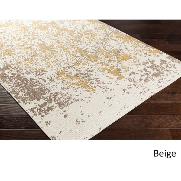 Silver Orchid Deveraux Flatweave Area Rug On Sale Overstock 21285311