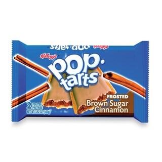 Kellogg's Brown Sugar Cinnamon Pop Tarts - (6 PerBox)