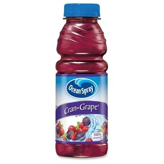 Ocean Spray Cran-Grape Juice Drink - (12 PerCarton)