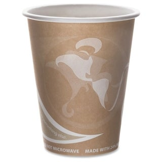 Eco-Products Evolution World PCF Hot Cups - (1000 PerCarton)