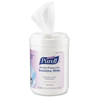 Purell Alcohol Hand Sanitizing Wipes - (1 Each)