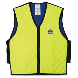 Ergodyne Chill-Its Evaporative Cooling Vest - (1 Each)|https://ak1.ostkcdn.com/images/products/11180874/P18173687.jpg?impolicy=medium