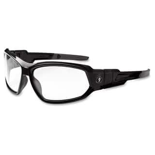 Ergodyne Skullerz Loki Clear Lens Safety Glasses - (1 Each) https://ak1.ostkcdn.com/images/products/11180891/P18173694.jpg?impolicy=medium