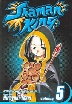 Shaman King 5: The Abominable Dr. Faust (Paperback)