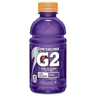 Gatorade G2 Grape Sports Drink - (24 PerCarton)