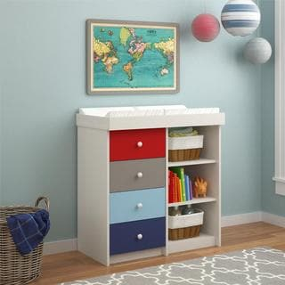 Altra Kaleidoscope Classic Changing Table by Cosco
