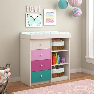 Altra Kaleidoscope Whimsy Changing Table by Cosco