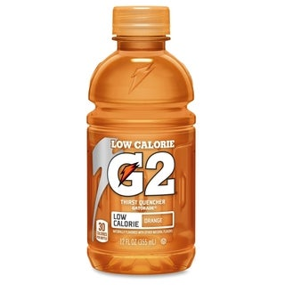Gatorade G2 Orange Sports Drink - (24 PerCarton)