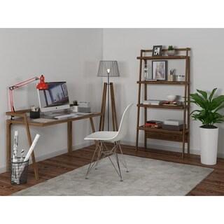 Titan Walnut Desk
