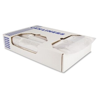 Heritage AccuFit .90mil Can Liners - (200 PerCarton)