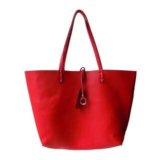 Olivia Miller 'Mae' Two-Tone Tote Handbag