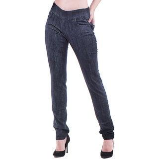 Women's Rinse Wash Slim Leg Denim