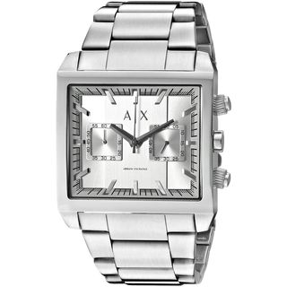 Armani Exchange Men's AX2223 'Tenno' Chronograph Stainless Steel Watch
