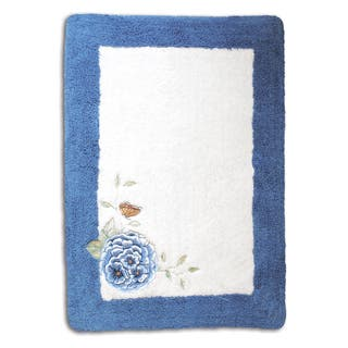 Shop Lenox Chirp Embroidered Amp Tufted Bath Rug Free