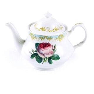 Roy Kirkham Vintage Rose Teapot