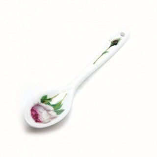 Roy Kirkham Redoute Rose Teaspoons (Set of 6) - MultiColor