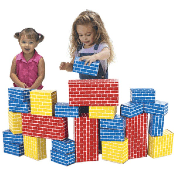 Smart Monkey Toys Giant 24-piece Building Block Set. Opens flyout.