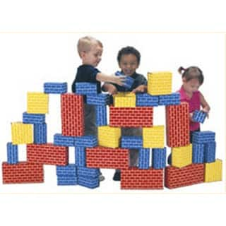 Smart Monkey Toys Giant 40-piece Building Block Set|https://ak1.ostkcdn.com/images/products/11189357/P18181000.jpg?impolicy=medium