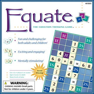 Conceptual Math Media Equate Game