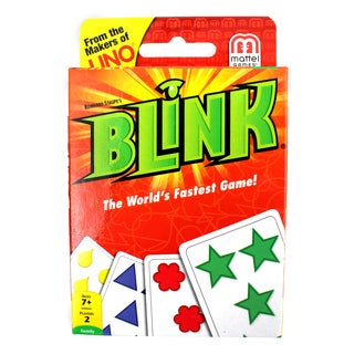 Mattel Blink Card Game (Set of 3)