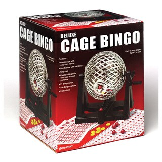 PRESSMAN TOYS Cage Bingo