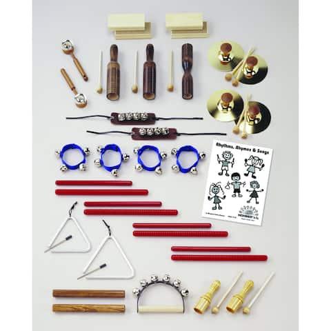 Hohner Multi-Instrument Classroom Set 25-Player