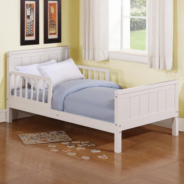 Baby Relax White Toddler Bed Free Shipping Today