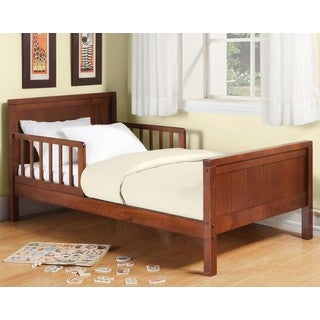 Baby Relax Dark Cherry Toddler Bed