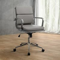 Oliver & James Svend Padded Back Office Chair