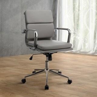 Furniture of America Konan Padded Standard Back Office Chair
