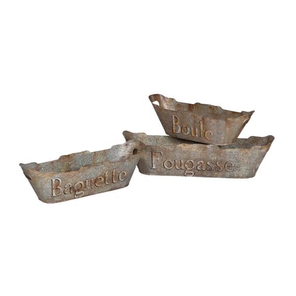 Guildmaster Tin Bread Baskets